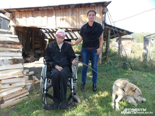 Необычная семья из села Уинское